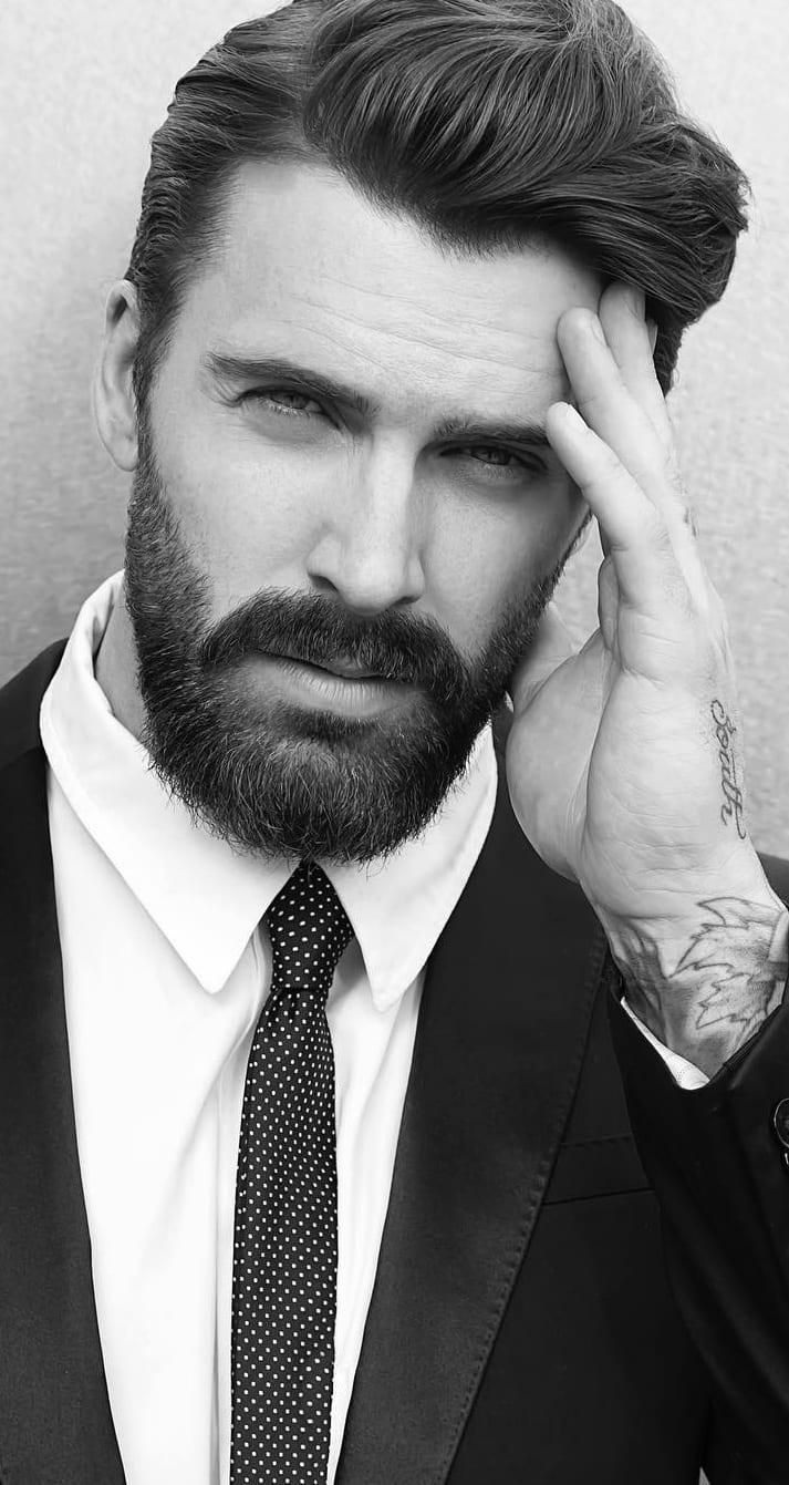 5 Amazing reasons to grow a beard