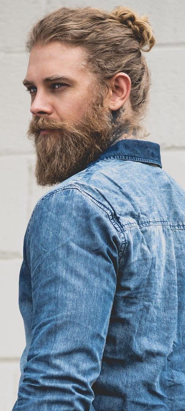 5 Reasons to grow a beard