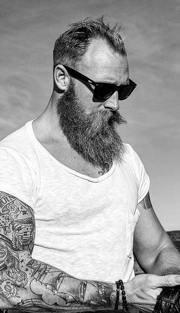 Astonishing Tips For Growing Thick Beard