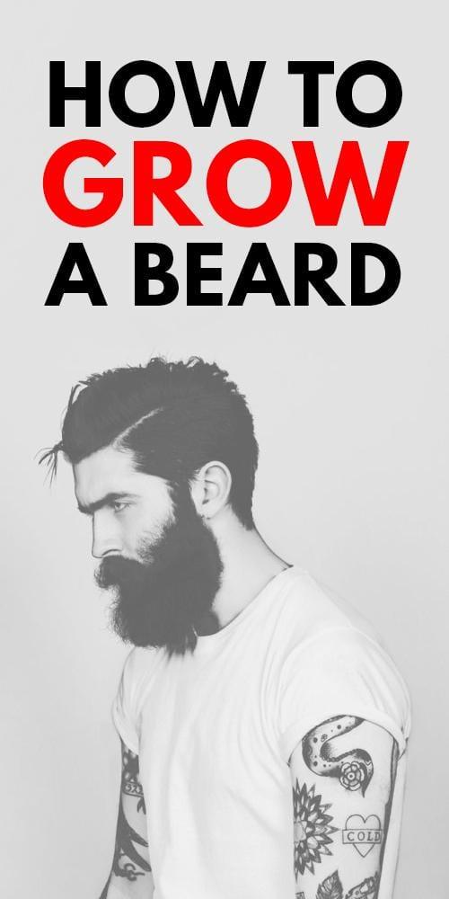 Fuller & Thicker Beard Styles