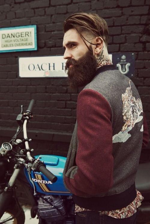 Just Grow a Beard