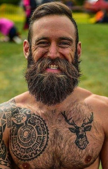 Perfect Tips For Growing Thick Beard