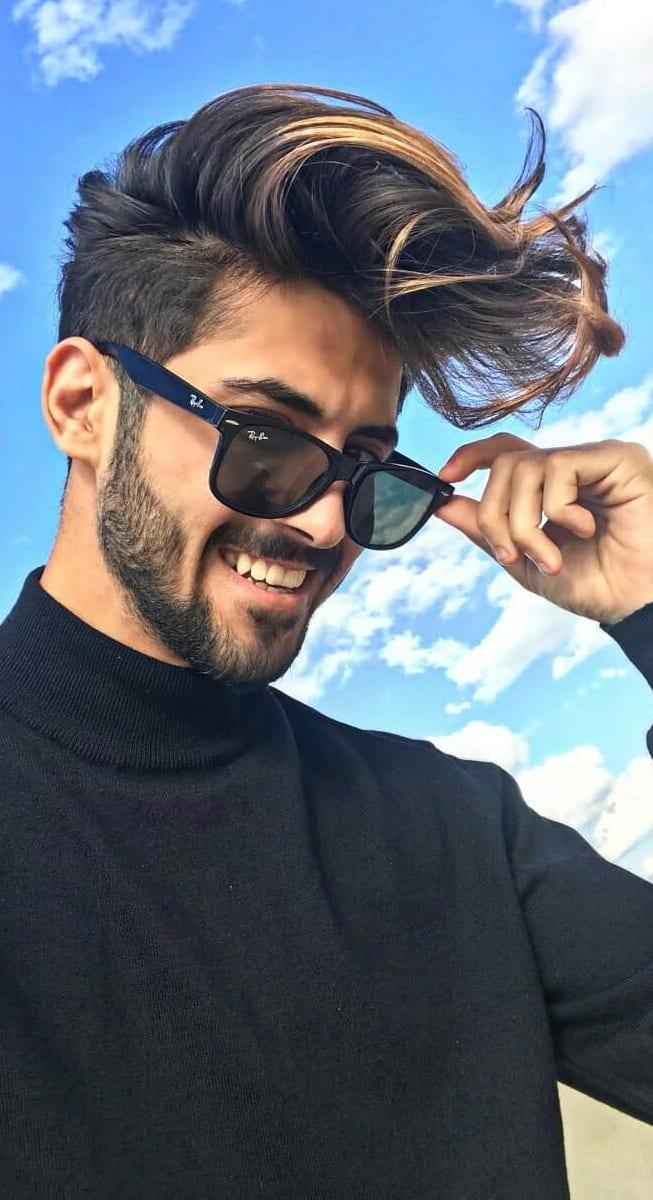 Reasons to grow a beard