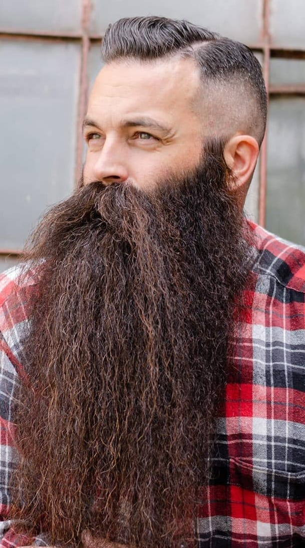 Tips For Growing Thick Beards