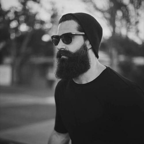 fuller beard men