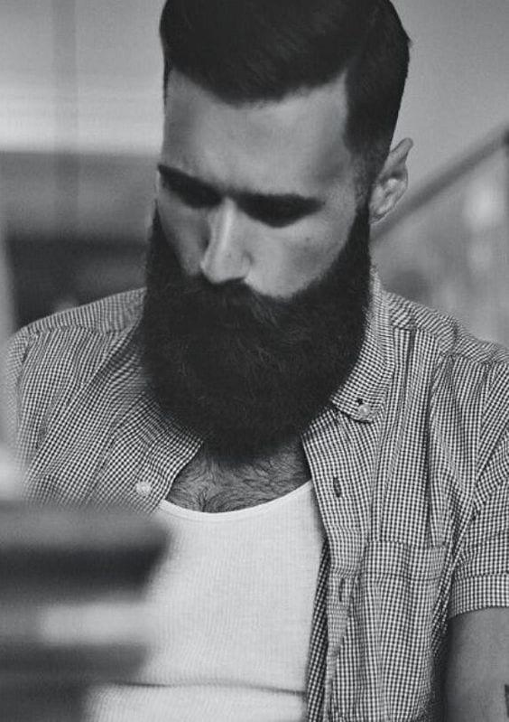 fully-bearded