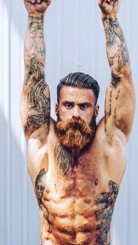 thicker beard styles
