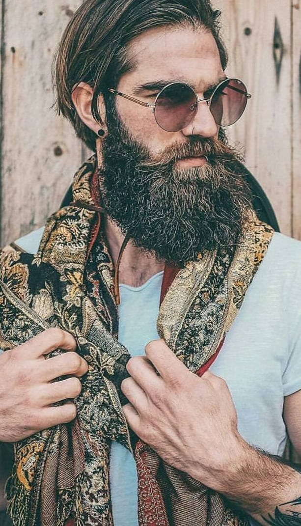 5 Simple & Quick Steps To Get The Full Beard Look