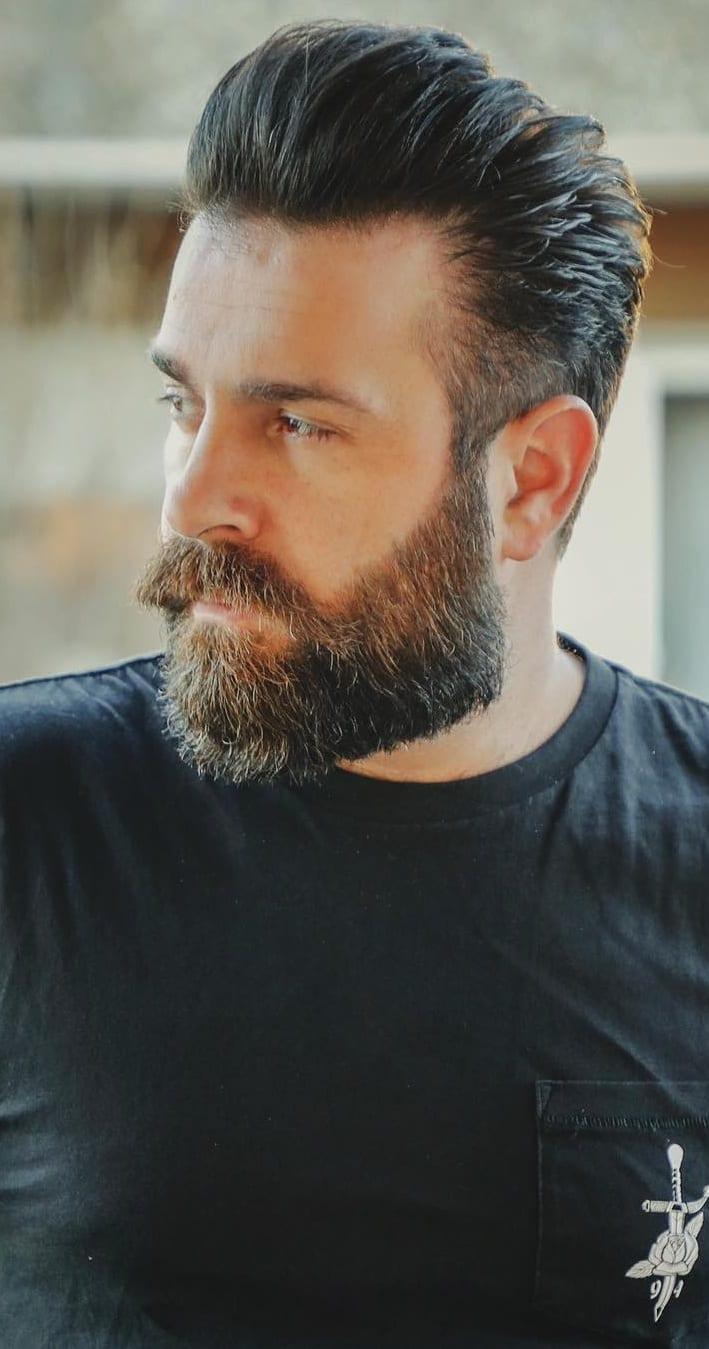 5 Simple Steps To Get The Full Beard Look
