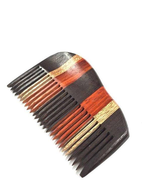 Amazing beard comb