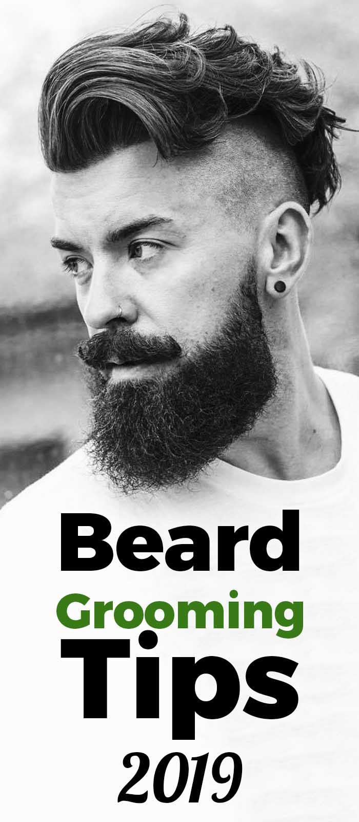 Beard Grooming Tips For Men!