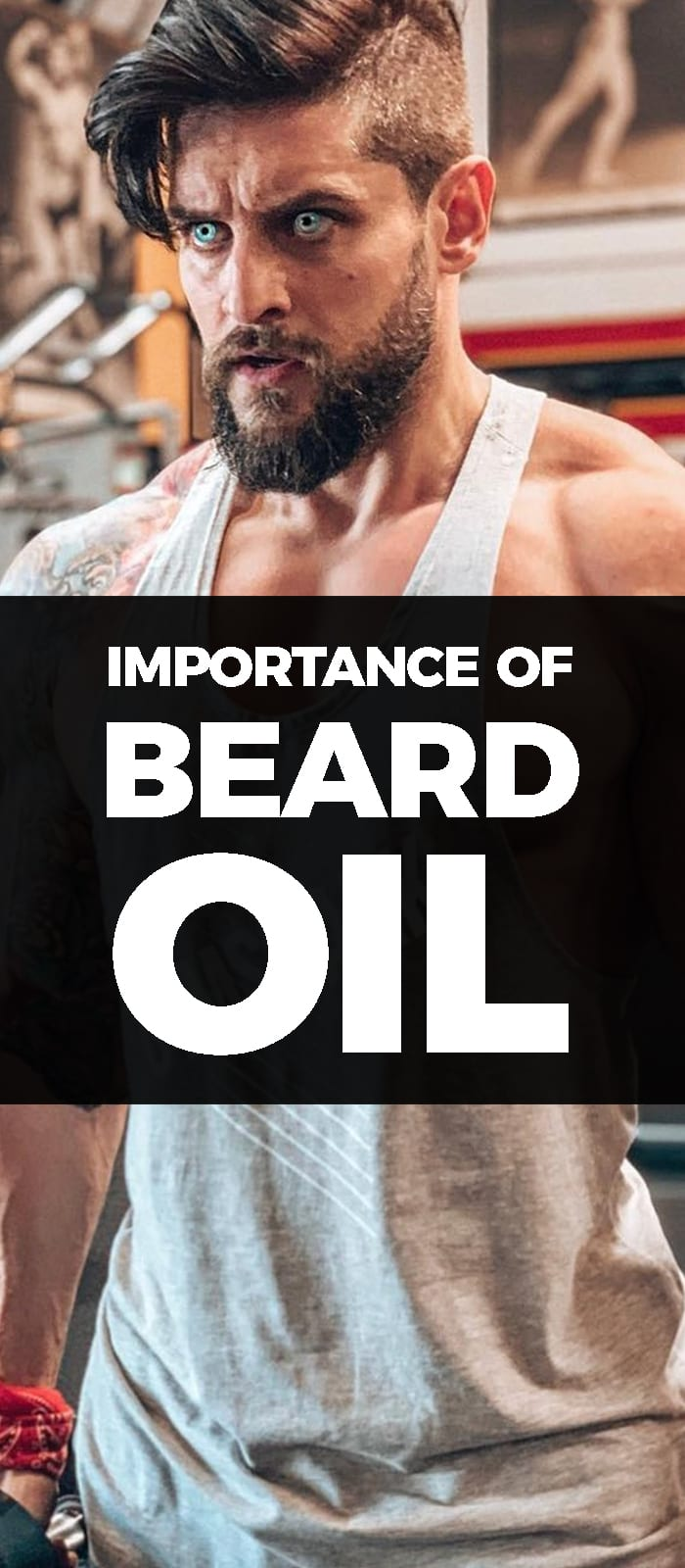 Beard Oil For Men.