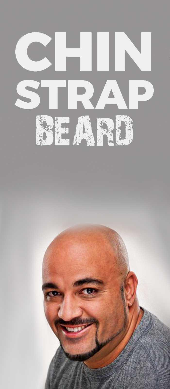 Chin Strip Beard Style.