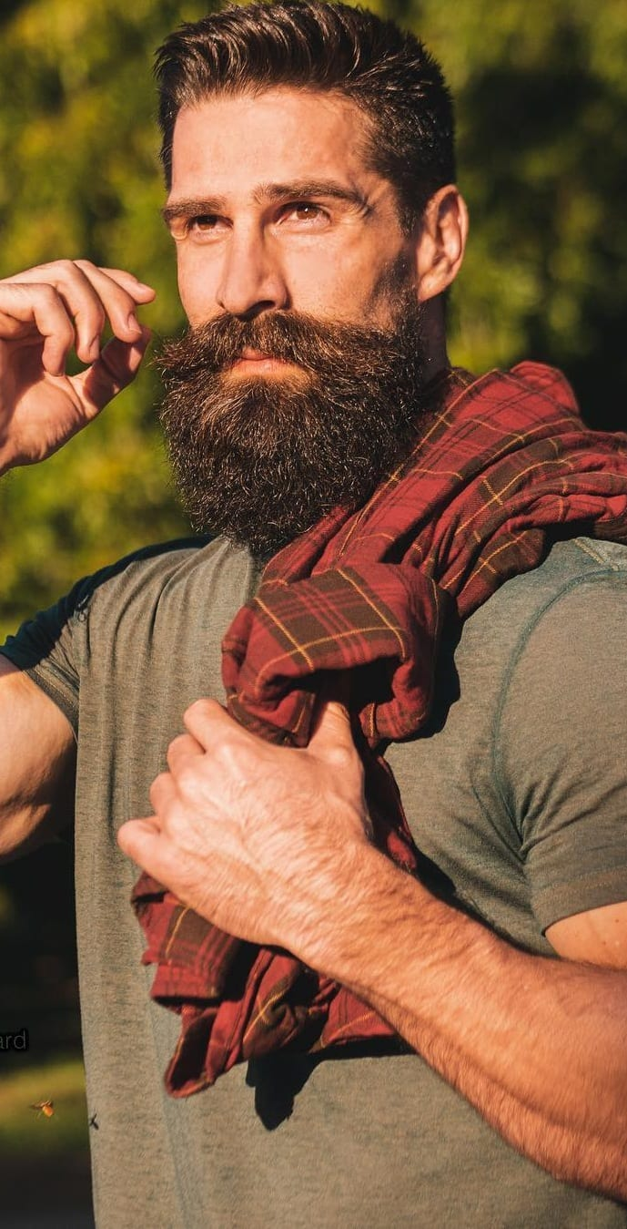 Get Bearded Look In Just 7 Weeks – Beard Grooming Tips.