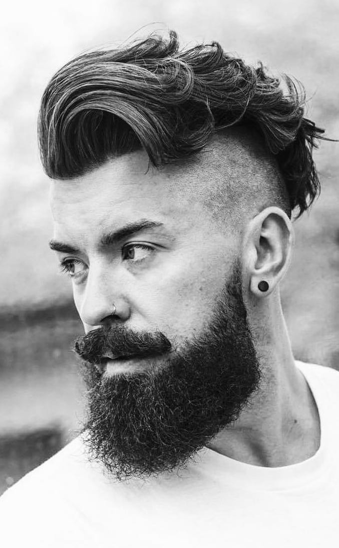Get Bearded Look In Just 7 Weeks