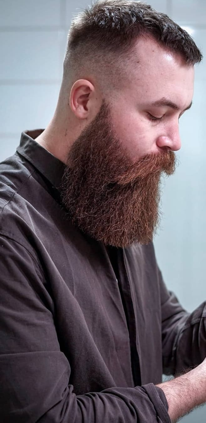 Get Full Bearded Look In Just 7 Weeks – Beard Grooming Tips!