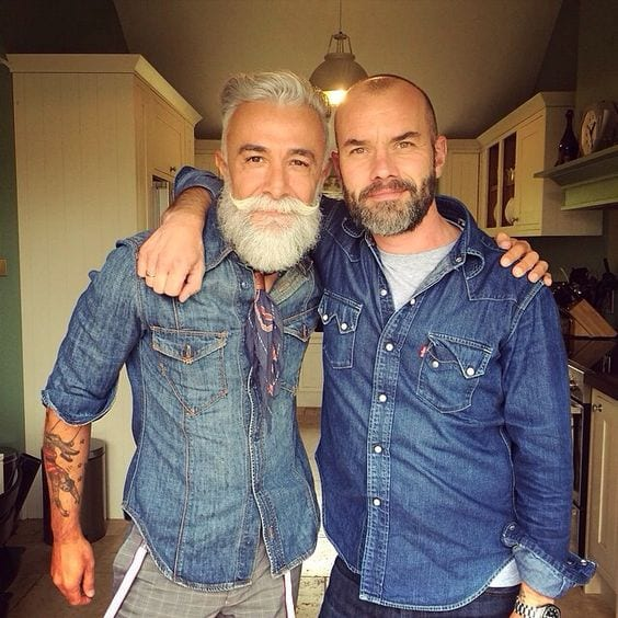Grow Old along with growing your beard