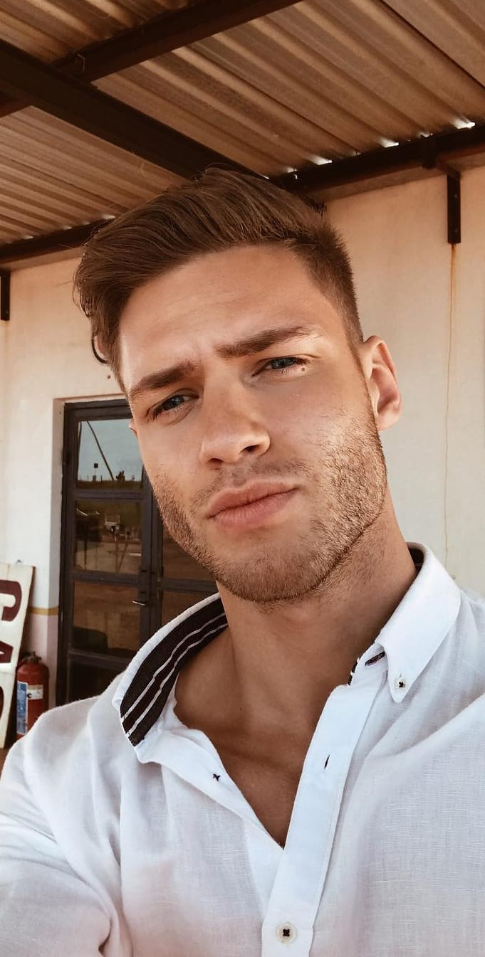 Perfect Stubble Beard For Men