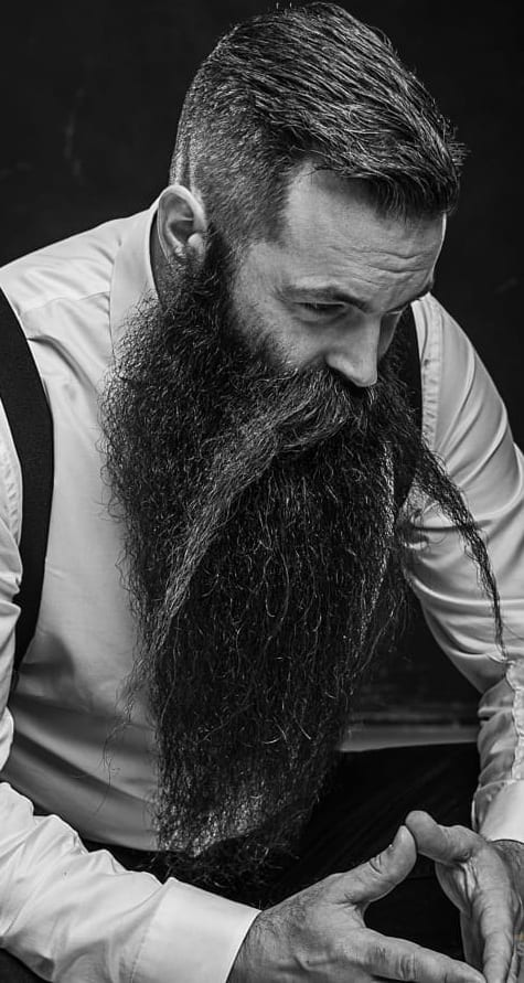 Quick Steps To Get The Full Beard Look