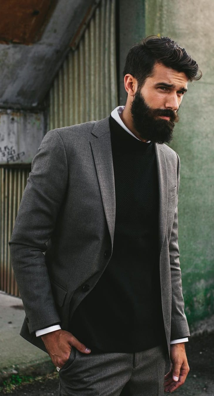 Rugged Man To Office Man – Beard Styles Professional