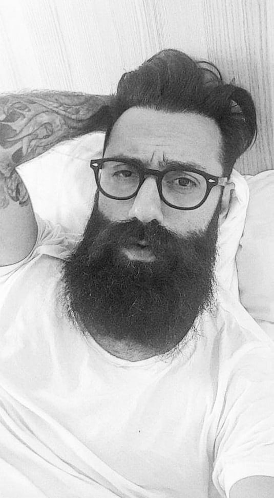 Some Undiscovered Health Benefits Of Growing A Beard