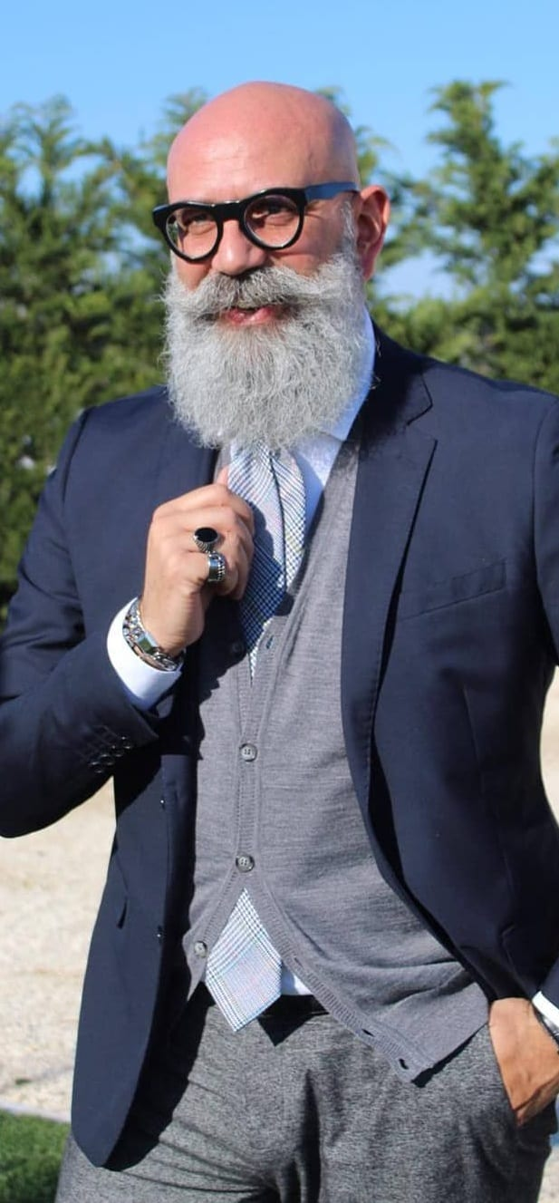 Undiscovered Health Benefits of Beards