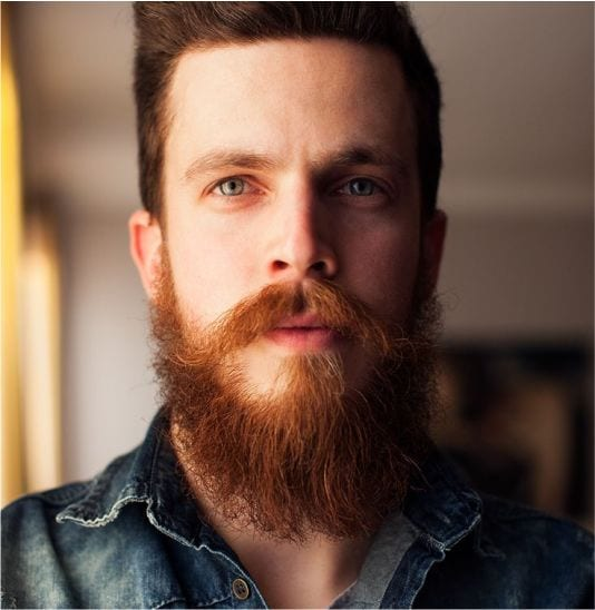 how to fix a patchy beard MEN