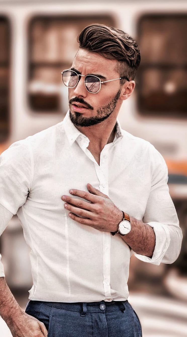 3 Professional Beard Styles For Your Workplace