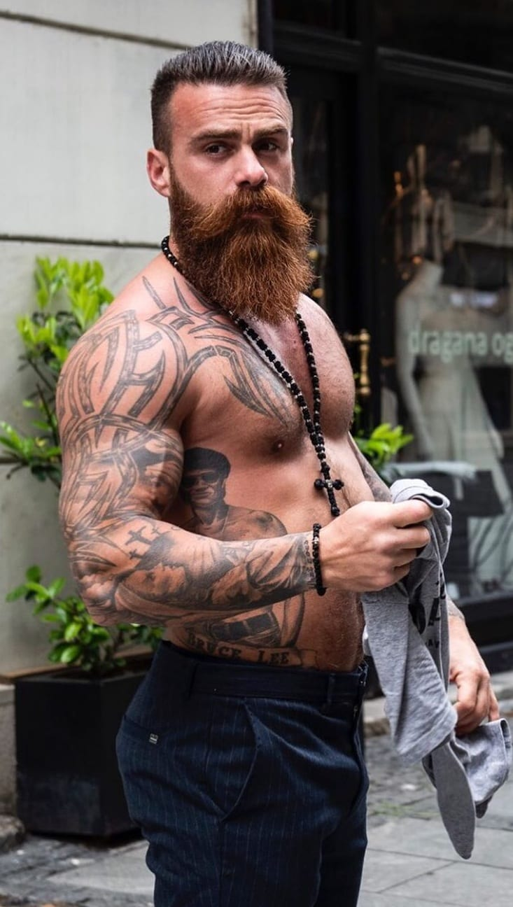 5 Steps To Quickly Shape Your Long Beard