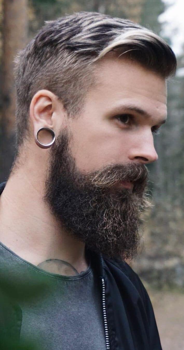 Beard Grooming Hacks For Men