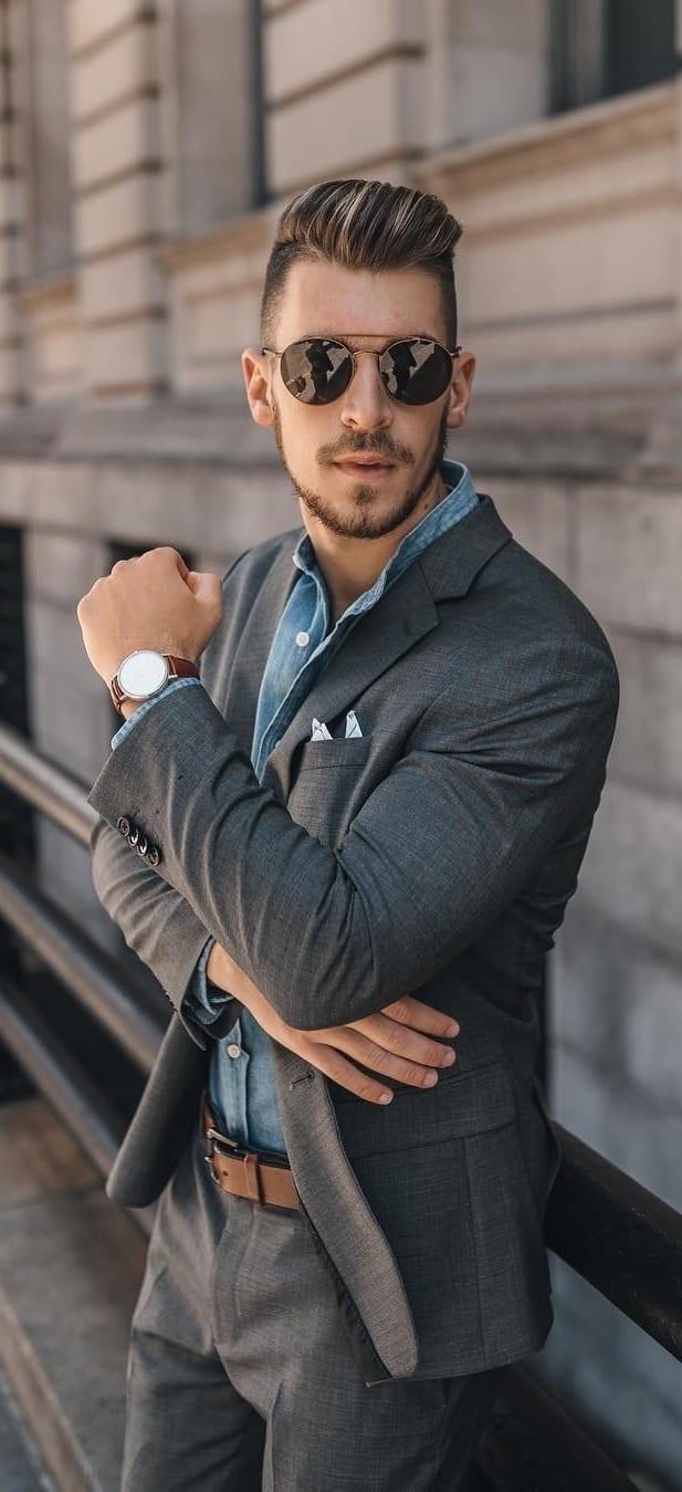 Beard Style For Men For Office