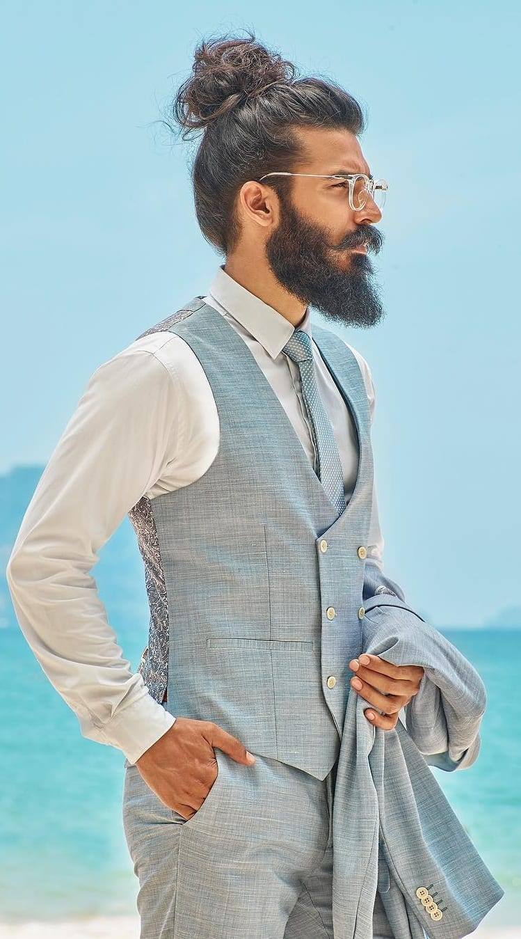 Beard Styling Hacks For Men