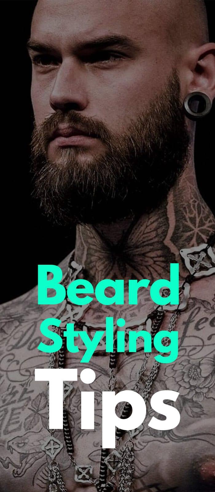 Beard Styling Tip!