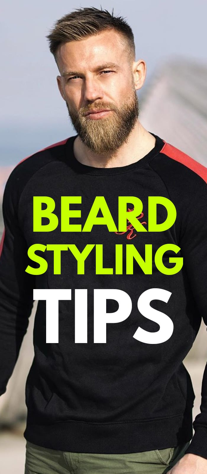 Beard Styling Tips!