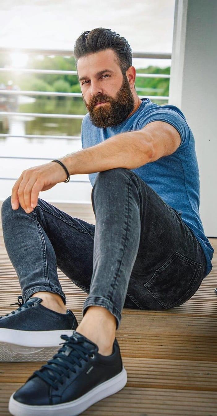 Benefits Of A Neckline Trim Beard You