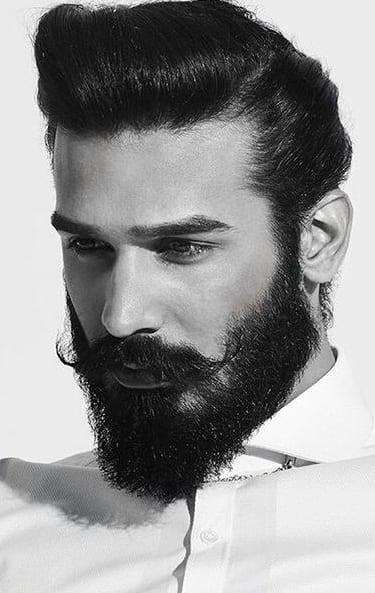 Handlebar Moustache Styles For Men