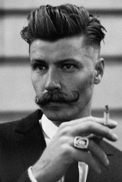 How to Apply Moustache Wax
