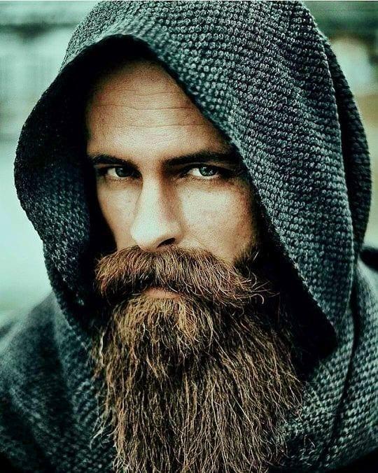 Long beard shape