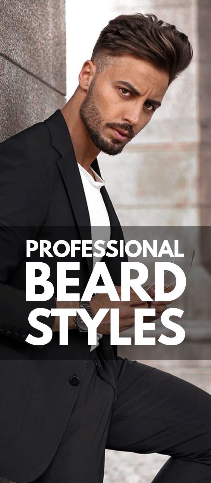 Professional Beard Style!