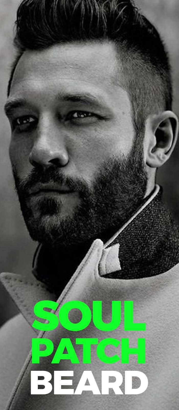 Soul Patch Beard.