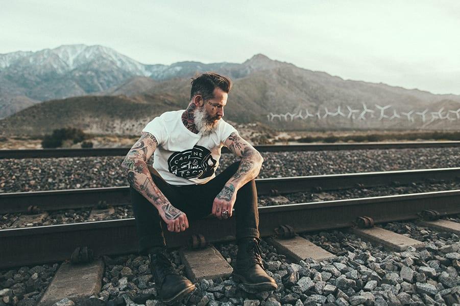 beard grooming style