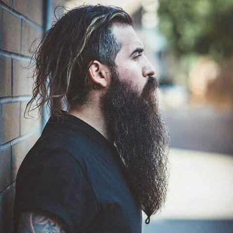 shapes for beard