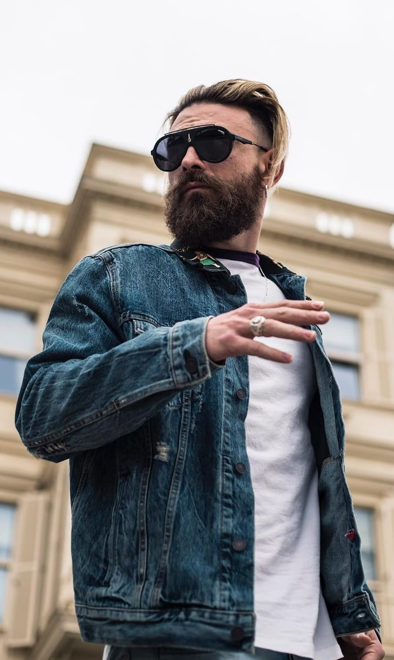 6 Reasons Why You Should Opt For Duck tail Beard Look In 2019!