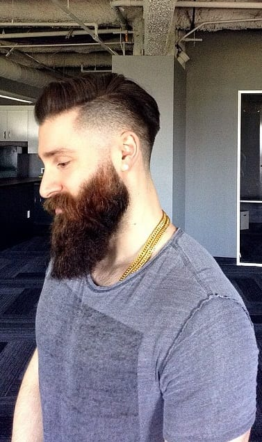 Ducktail Beard – The Sexiest Beard Style Trend Of 2019