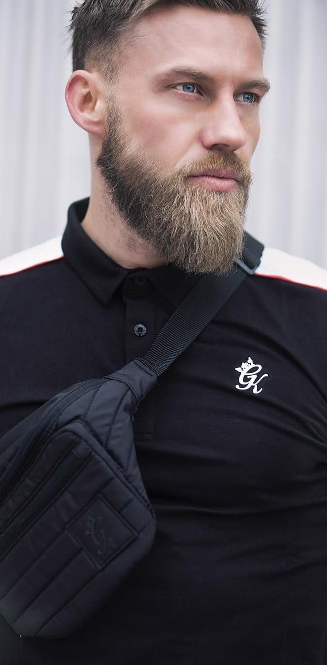 Ducktail Beard – The Sexiest Beard Style Trend Of 2019.