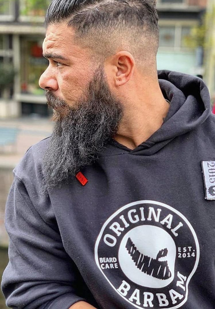 Duck tail Beard Style For Men In 2019