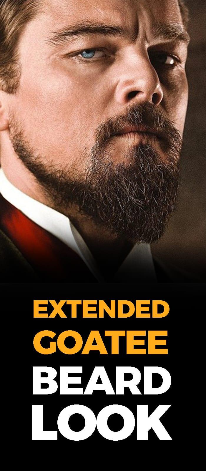 Extended Goatee Beard Looks