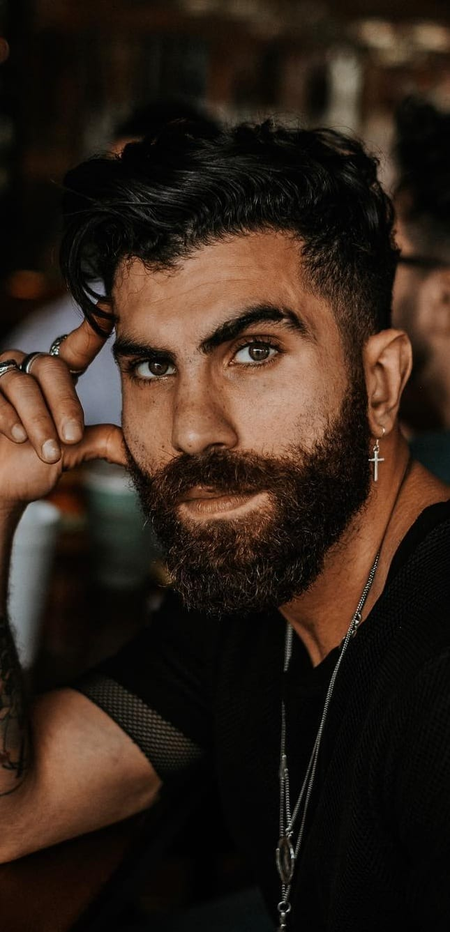 Perfect Sideburns Beard Styles For Men IN 2019