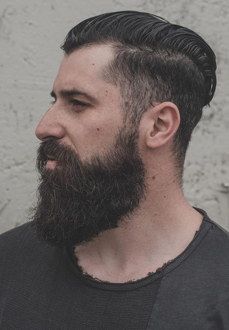 Reasons Why You Should Opt For Duck tail Beard Look In 2019