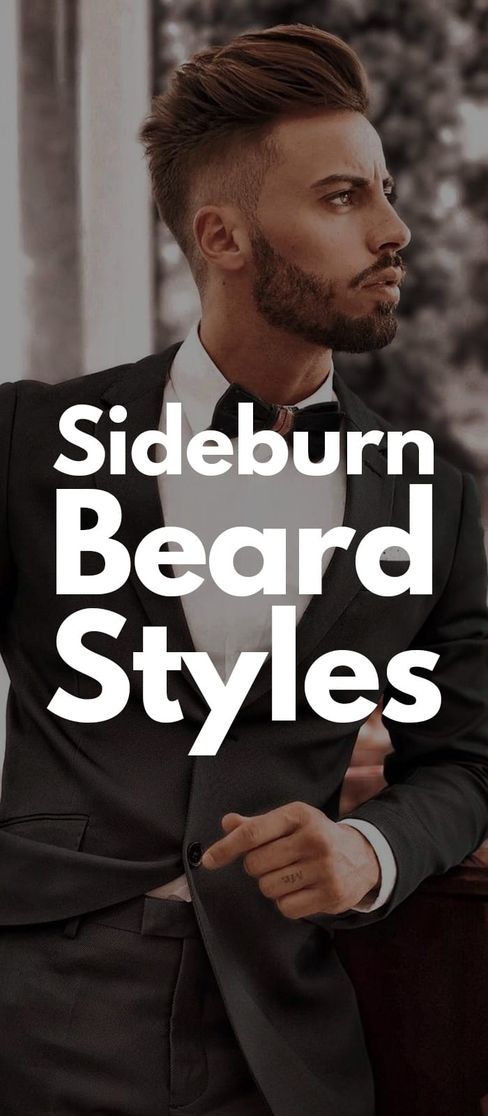 Sideburns For Beard.
